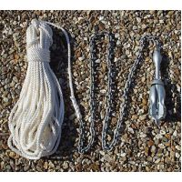Folding Grapnel Style Anchor Kit