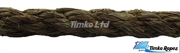 12mm Natural Manilla Rope Per Metre