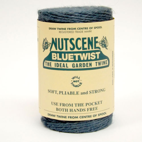 3 Ply Natural Blue Jute Twine x 110m Spool