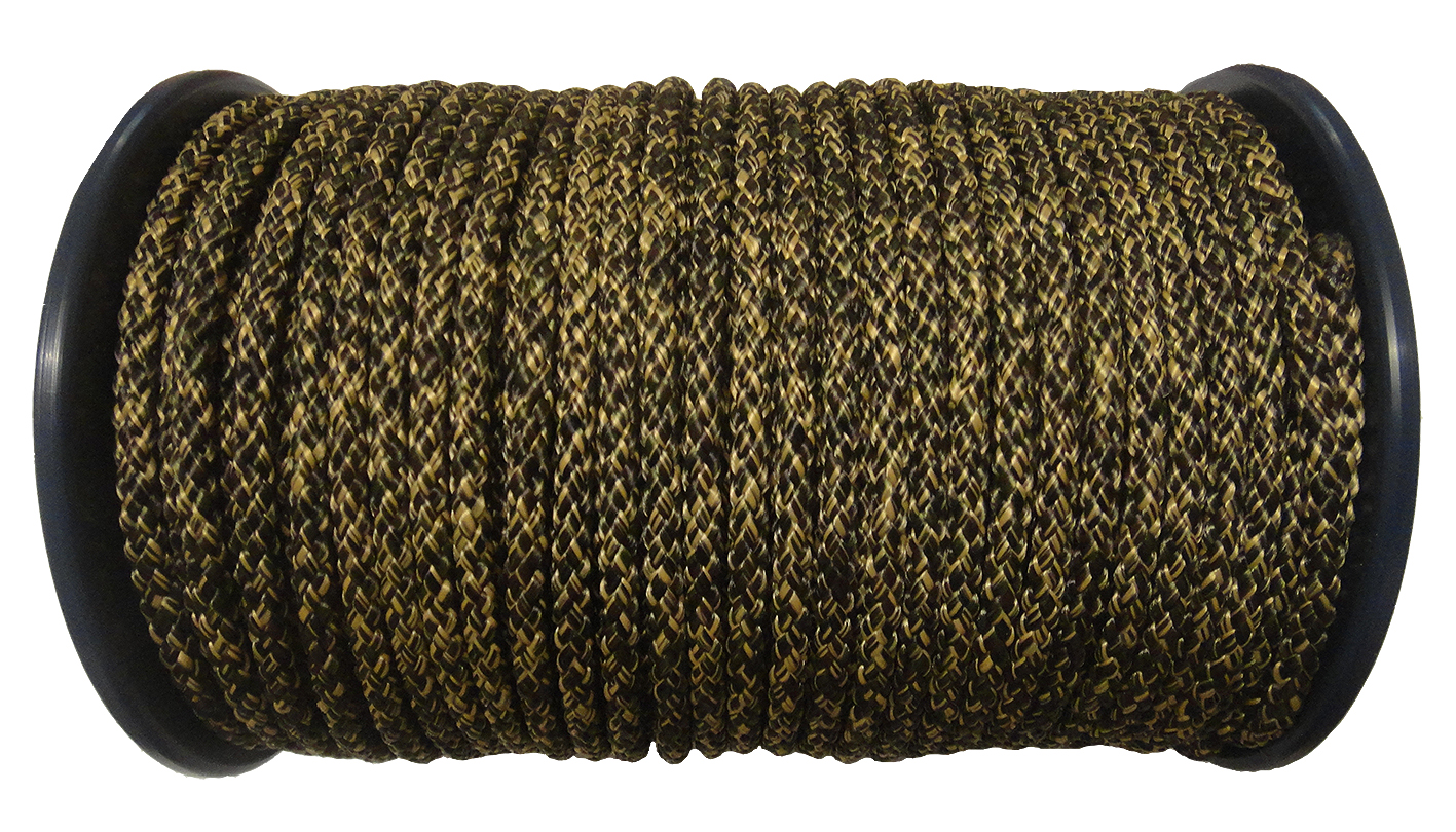 4mm Camouflage Braided Polypropylene Multicord x 200m