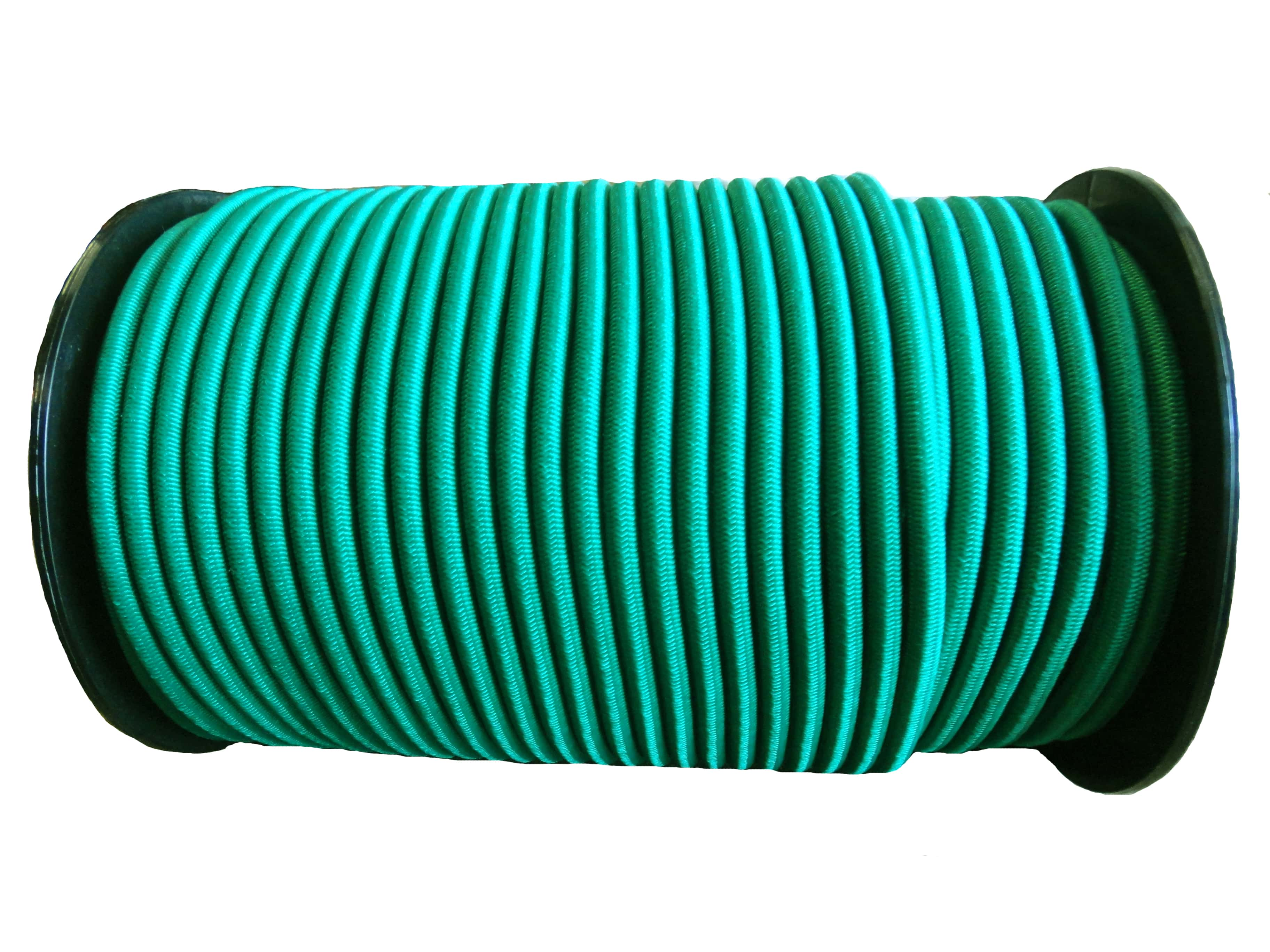 10mm Green Elastic Cord