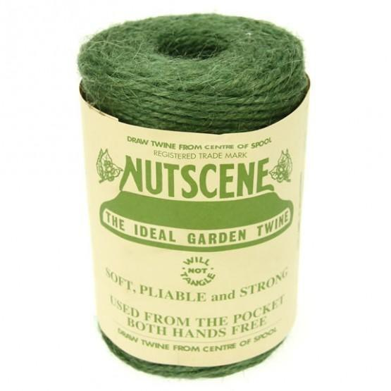 3 Ply Natural Green Jute Twine x 110m Spool