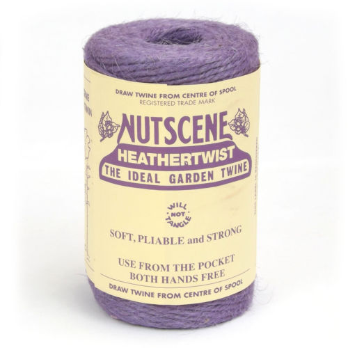 3 Ply Natural Heather Jute Twine x 110m Spool