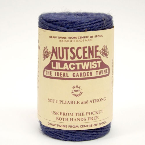 3 Ply Natural Lilac Jute Twine x 110m Spool