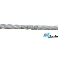 16mm White Polypropylene Rope Sold By The Metre