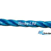 16mm Blue Polypropylene Rope Sold By The Metre