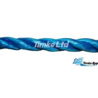 18mm Blue Polypropylene Rope Sold By The Metre