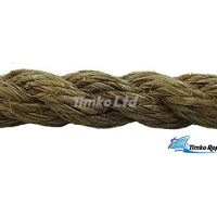 18mm Natural Manila Rope Per Metre