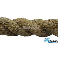 28mm Natural Manila Rope Per Metre