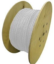Polypropylene Rope 500m x 6mm White