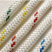 6mm Braid on Braid Polyester Rope - � PER METRE