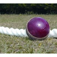 Polypropylene cricket boundary ropes - 18mm White x 220m Coil