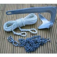 5Kg Bruce Style Anchor Package Boat Sail Yacht