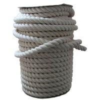 18mm Soft Natural White Cotton Rope x 220m