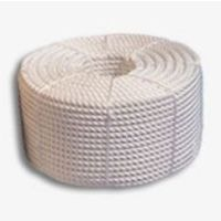 White Nylon Rope - 14mm x 220m Coil