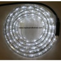 White LED Rope Light 8m for in & Outdoor use & controller